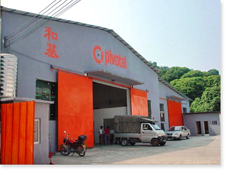Paper Packaging Products Factory