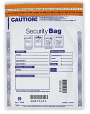 Evident Bags/Security Bags